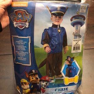 Nickelodeon Paw Patrol costume.  Toddler 2-4